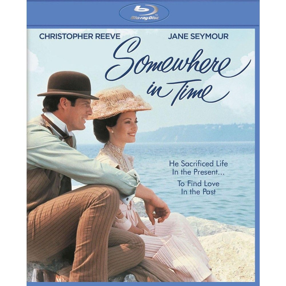 Somewhere in Time [Includes Digital Copy] [UltraViolet] [Blu-ray]