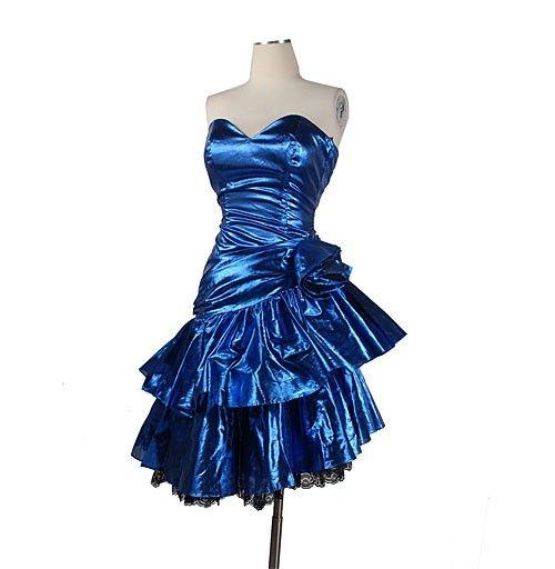 80s Retro Prom Dresses