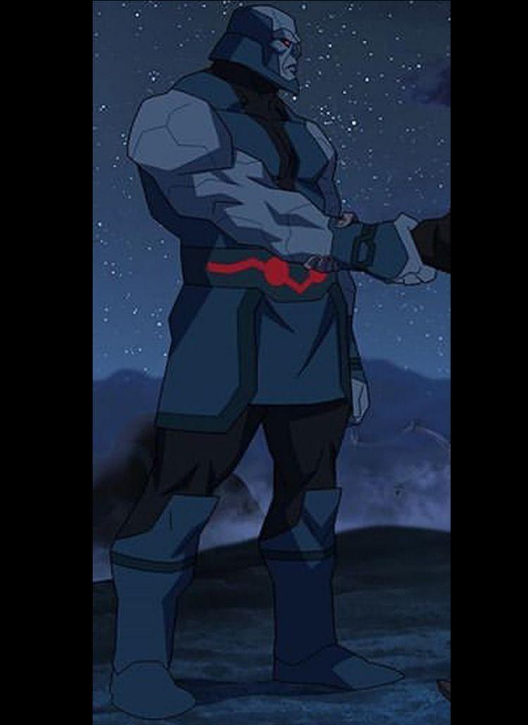 Darkseid Young Justice Villain