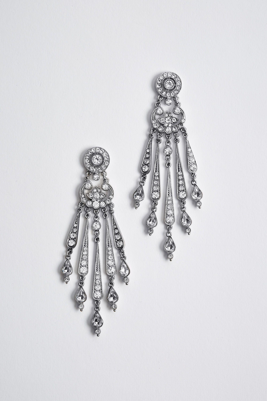 BHLDN Spring 2014 preview --earrings