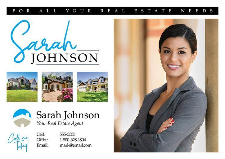 Our new realtor announcement cards are a great marketing