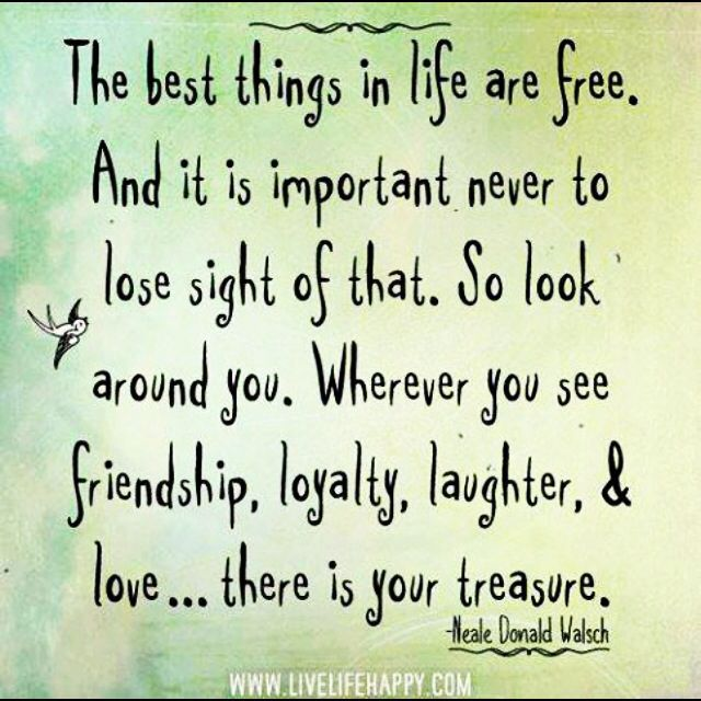 treasure friendship quotes