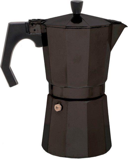 Camping-Geschirr »Bellanapoli Espresso Maker 9 Tassen« #espressomaker