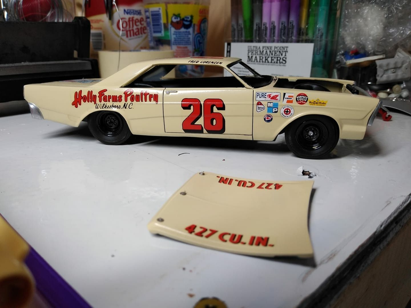 Pin By Bill On Models Car Model Scale Models Cars Nascar Racing