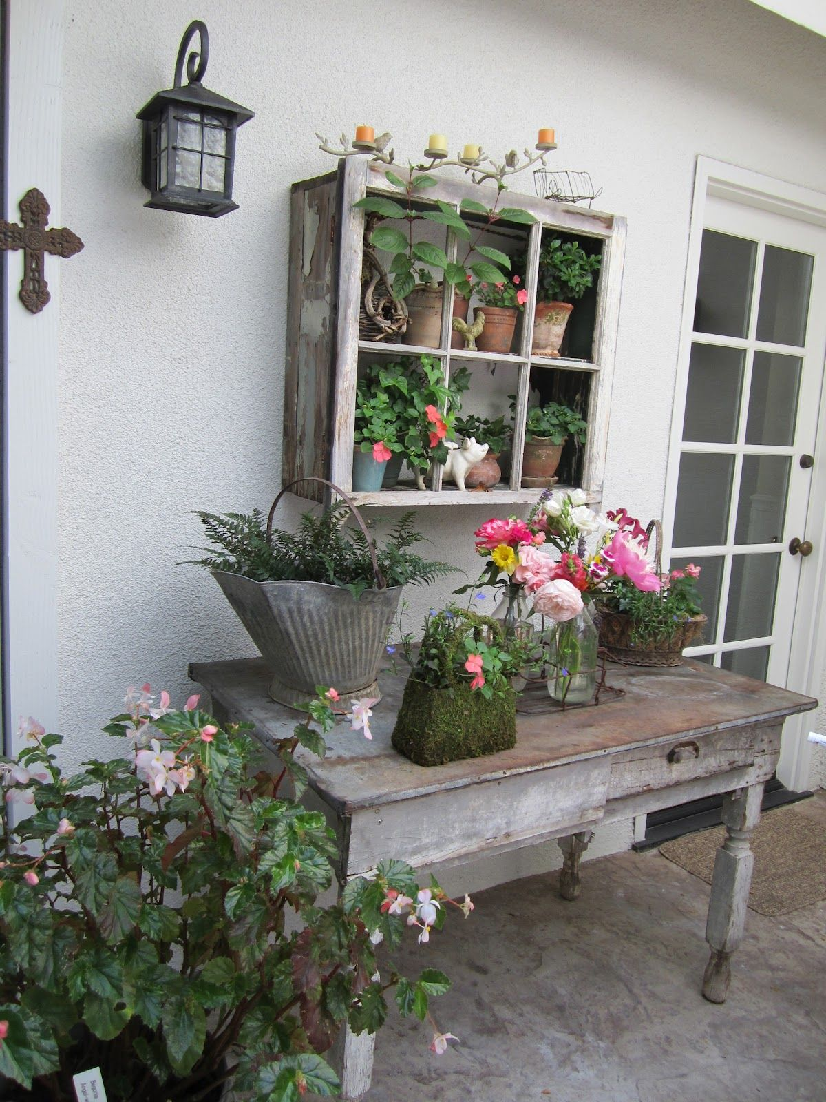 how to make shed windows