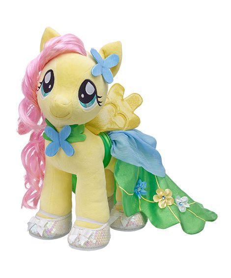 Sweet Smiles My Little Pony Fluttershy My Little Pony Dolls Little Pony Build A Bear