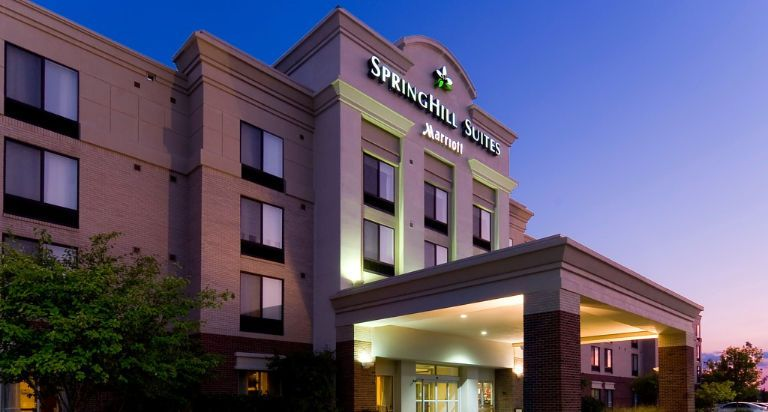 Top Rated Among Carmel Hotels Springhill Suites Indianapolis Hotel Is Just 30 Min From Downtown Indy With Ious Free Breakfast And Wifi