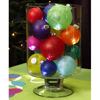 Christmas Lights Amp Crafts Super Cute Amp Colorful Diy