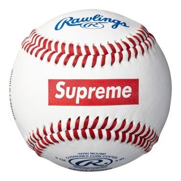 Supreme Rawlings Baseball Supreme Supreme Wallpaper Supreme Hypebeast