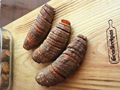 The Healthy Fit Way: Batata doce no forno
