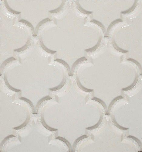 beveled moroccan tile. by lakeisha