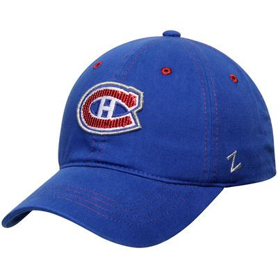 0925630ff17 Montreal Canadiens Zephyr Women s Relish Adjustable Hat - Blue