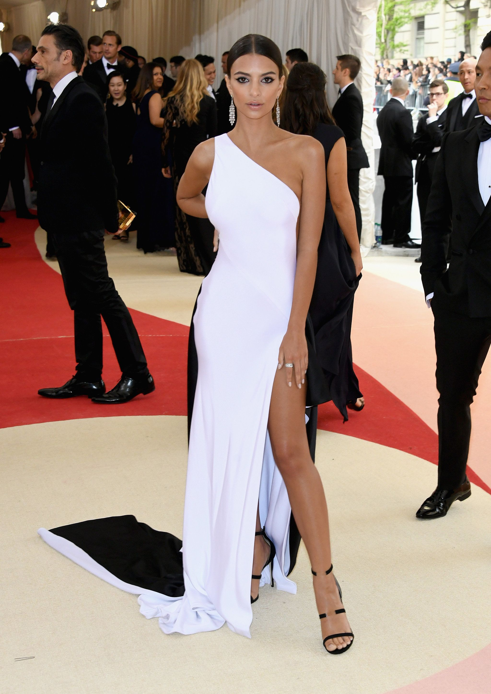 Emily Ratajkowski Gala Dresses Met Gala Dresses Gala Fashion