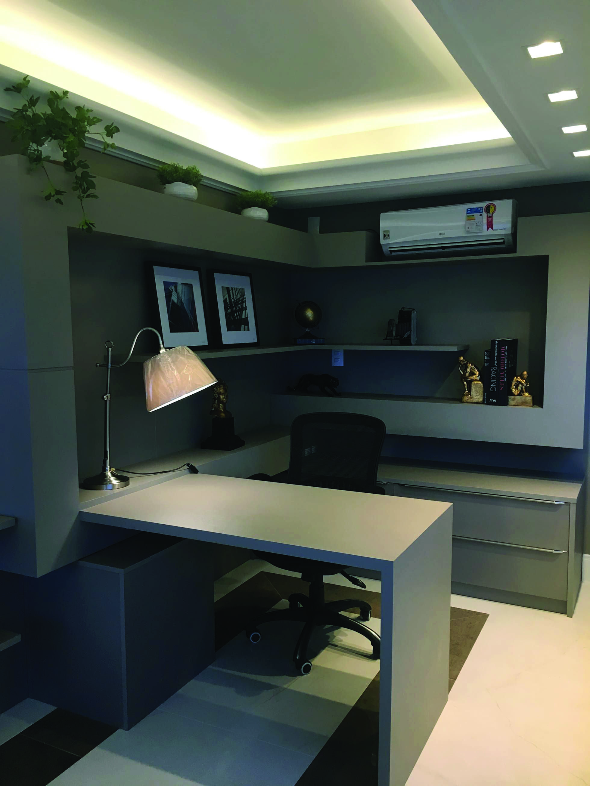 Marvelous Small Home Office Space Pinterest To Inspire You Office Cabin Design Office Furniture Design Home Office Layouts