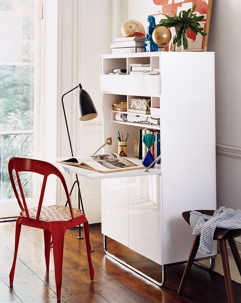 your small space can have a home office - we have proof! | Desks ...
