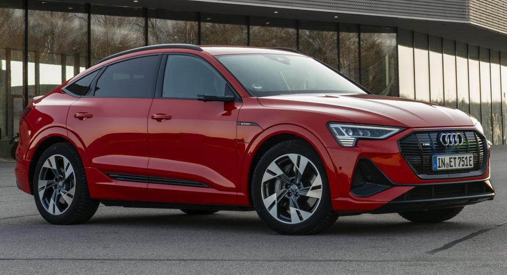 2020 Audi E Tron Sportback E Tron S Suv Coupe Sibling Detailed Ahead Of European Launch Audi Automotive News What Is Technology