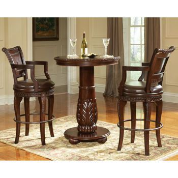 costco addison 3piece pub set pub room