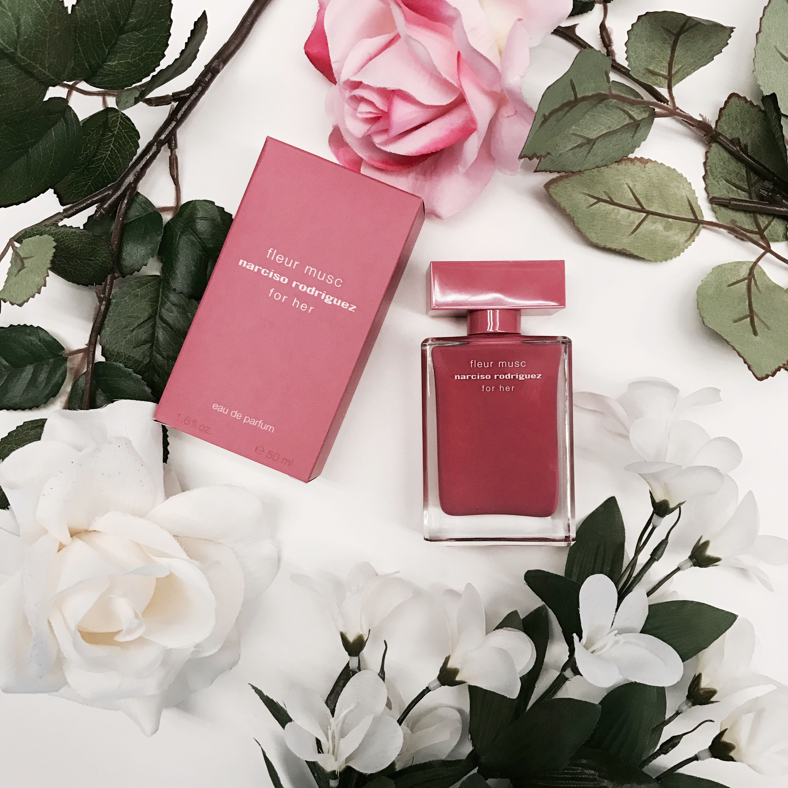 Narciso Rodriguez Fleur Musc For Her Products We Love Perfume