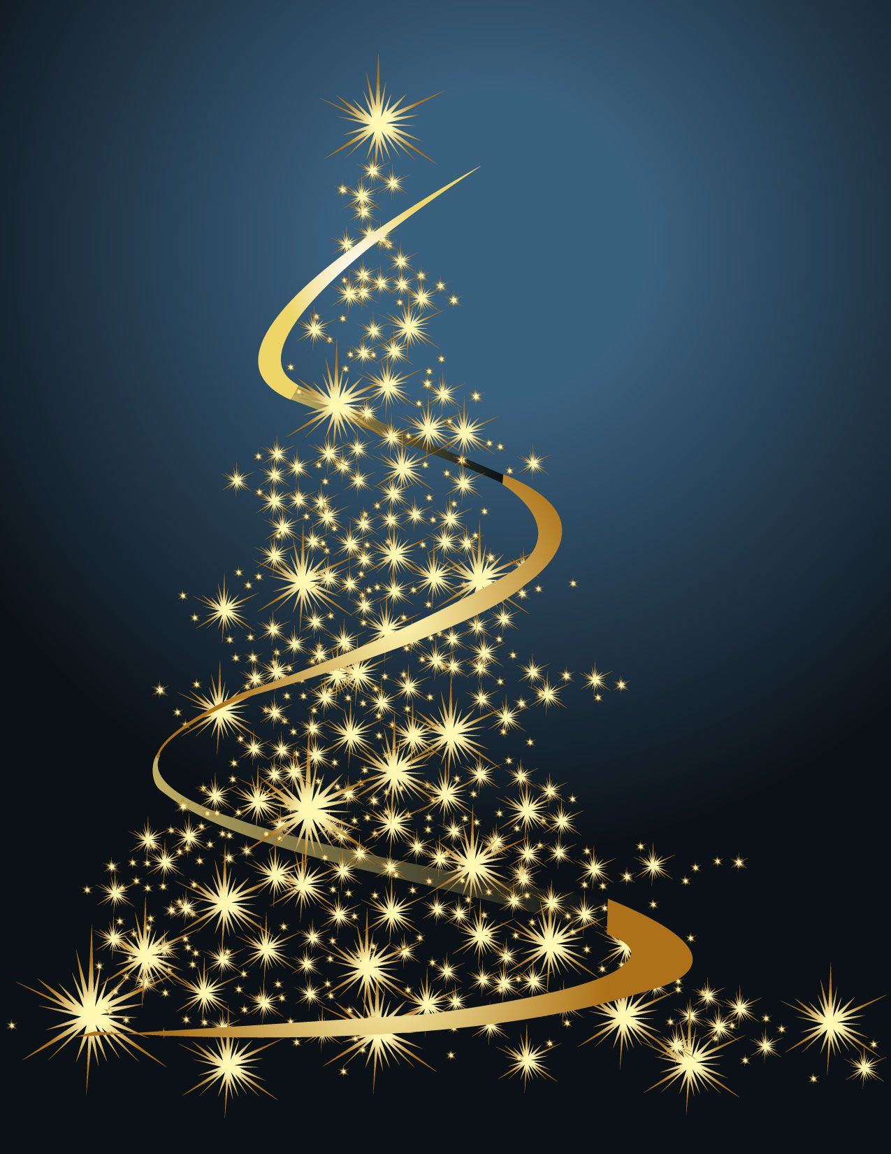 Free Vector Dream Bright Christmas Tree Vector Diy Christmas