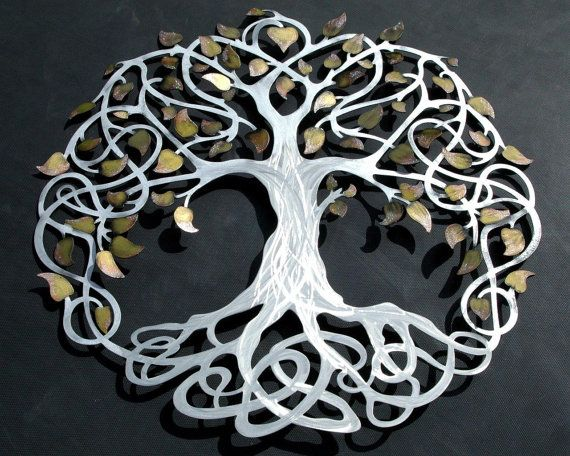Tree Of Life Infinity Tree By Humdinger Designs. This Hand