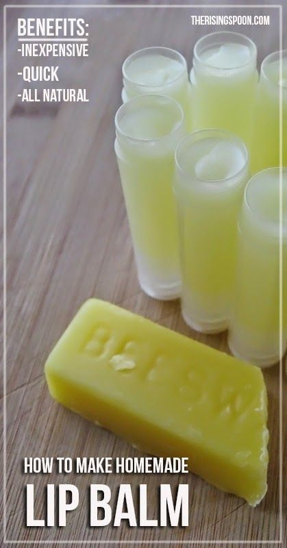 how to make red lip balm at home