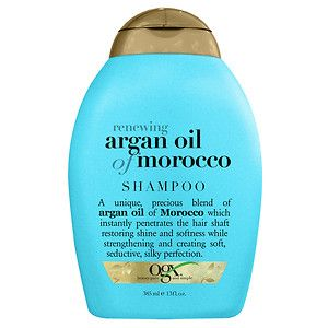 Buy OGX Shampoo, Renewing Moroccan Argan Oil with free shipping on orders over $35, low prices & product reviews | drugstore.com