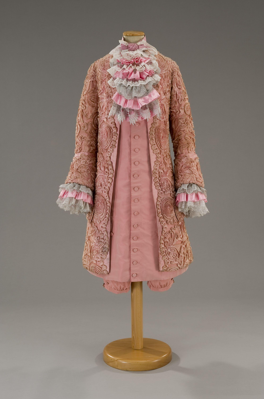 Tirelli Costumi, costume designed by Danilo Donati, for Fellini's Casanova, 1976