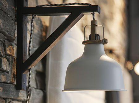 Slik Lager Du Lampene Selv Zuhause Diy Diy Lampen Wandleuchte