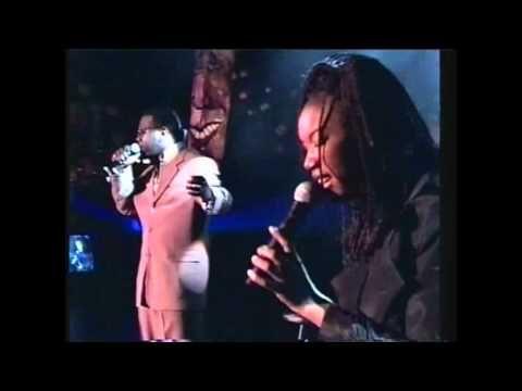 BRANDY AND WANYA MORRIS BROKENHEARTED JANUARY.1.1996 NEW YEARS - YouTube