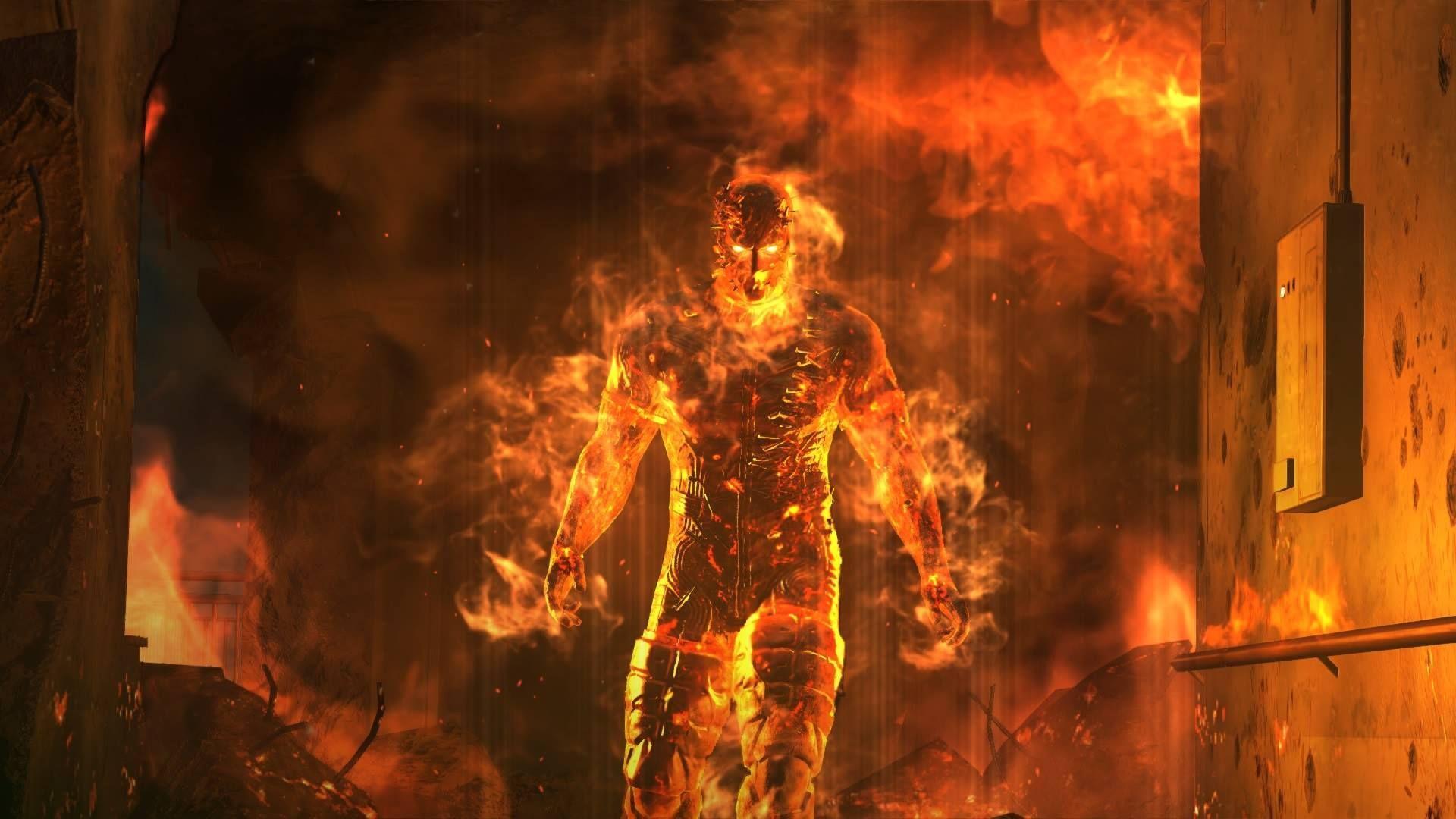 The Man On Fire Metal Gear Solid V The Phantom Pain Metalgearsolidv Thephantompain Ps4share