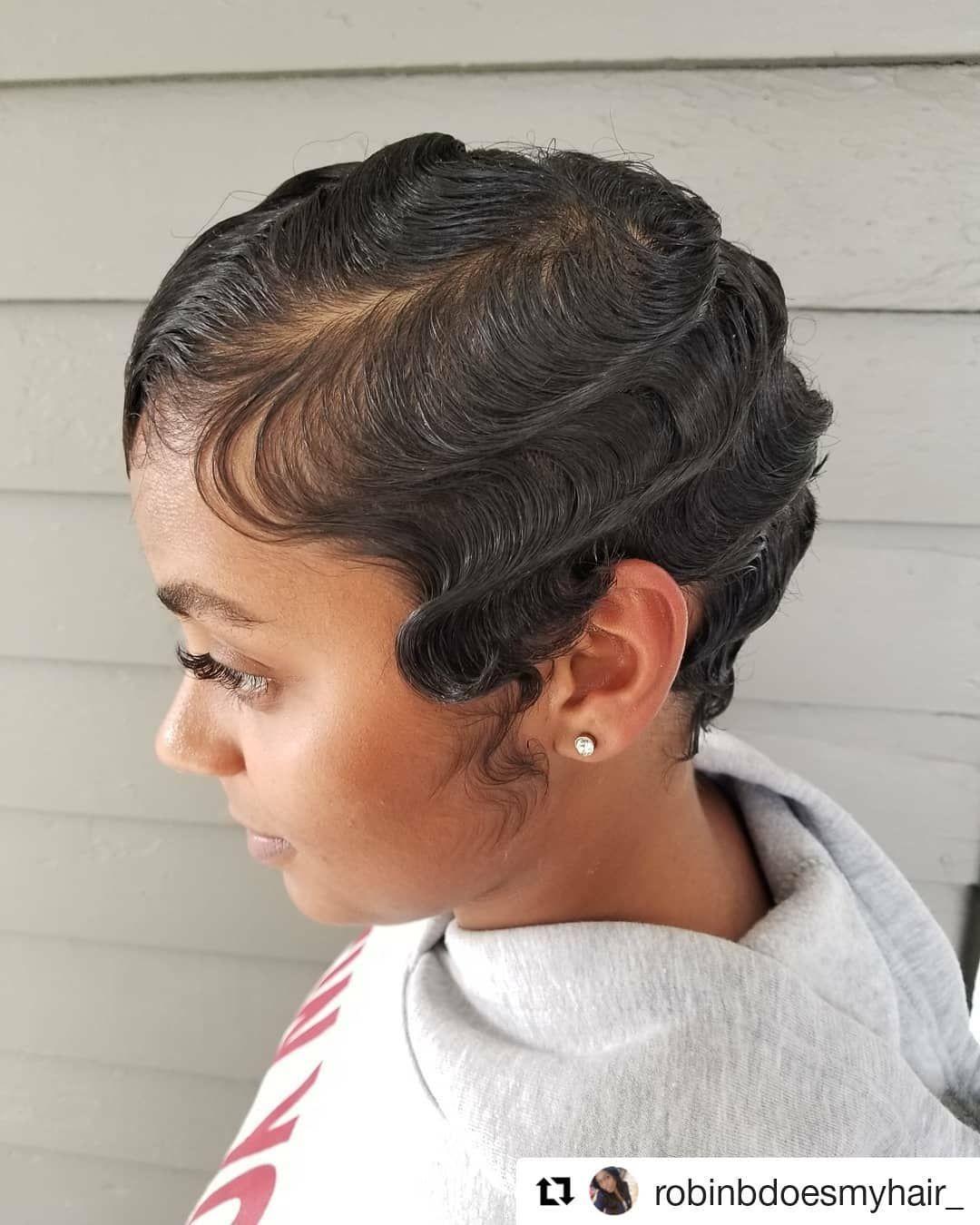 Style From Robinbdoesmyhair Of Like The River Salon In Atlanta Georgia Repost Robinbdoesmyhair Wavesssssss Natural Hair Styles Hair Styles Hair Salon
