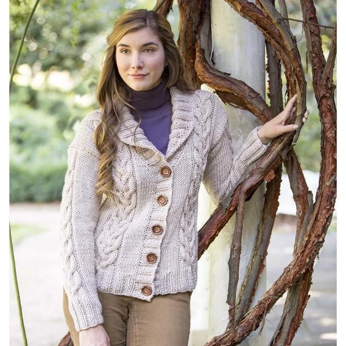 Downton Abbey Boxing Day Cardigan Free Download | Knit ...