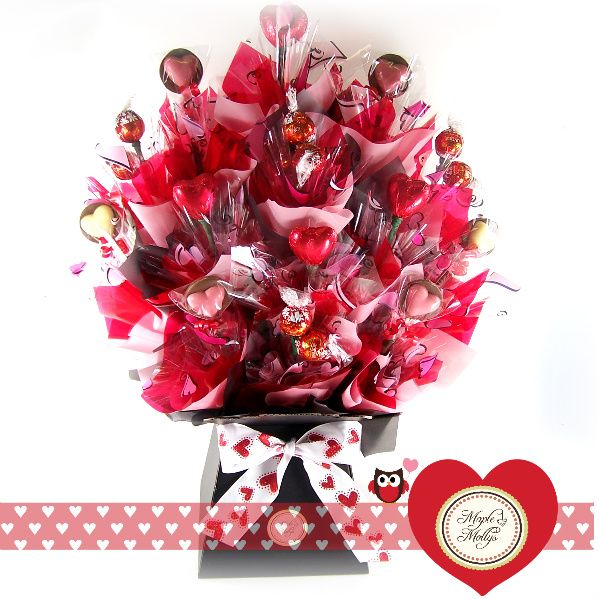 Maple Molly\'s: Chocolate Bouquets | Moreish | Pinterest ...