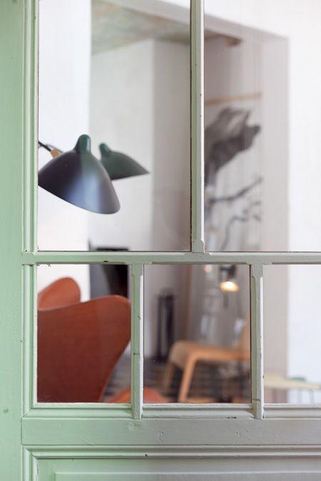 sea foam green window frame http://assets.coffeeklatch.be/files/1405/original/door_view.jpg?1333966182
