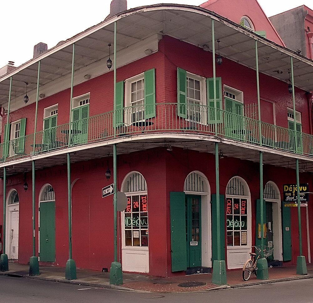 New Orleans French Quarter New orleans french quarter