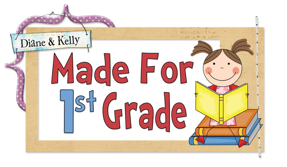 Made For 1st Grade