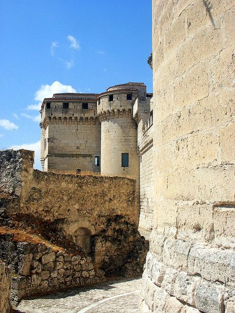 Castle Cuéllar Portugal