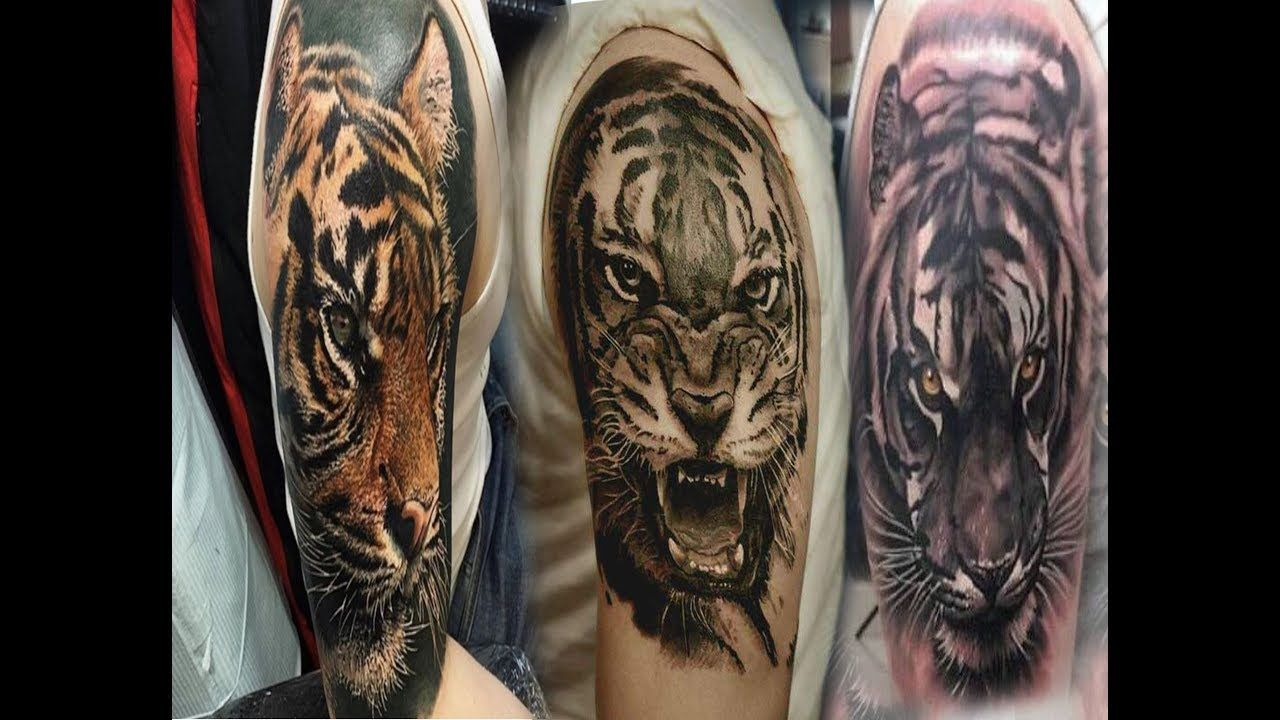 TOP 50 TATTOO THE TIGER BEST BEST TATTOO ARTIST IN THE