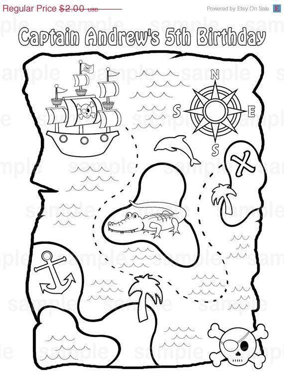 Pirate Treasure Book Pdf