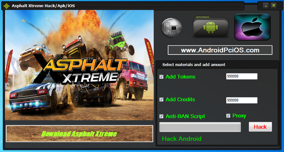 asphalt xtreme latest apk download
