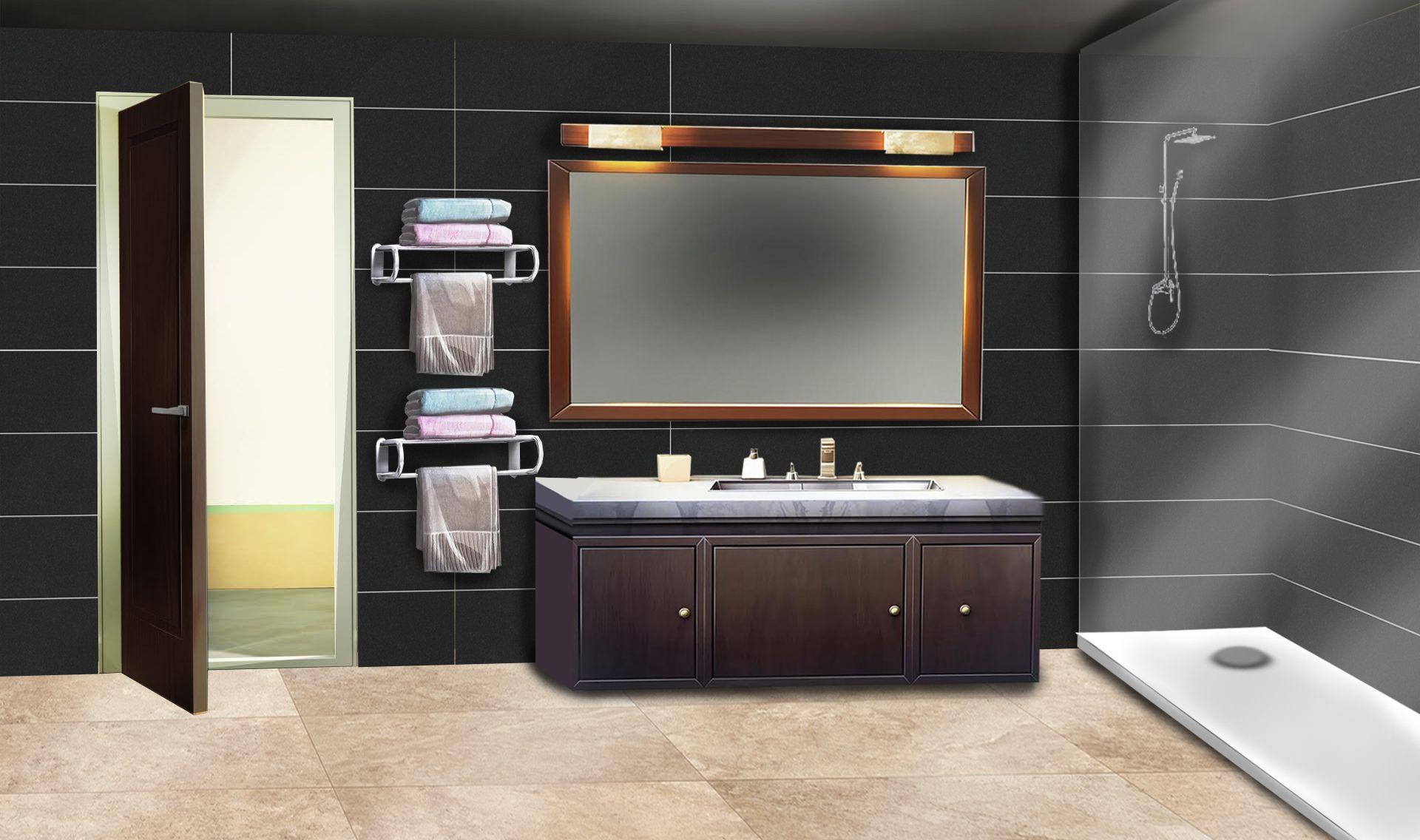 interactive bathroom design
