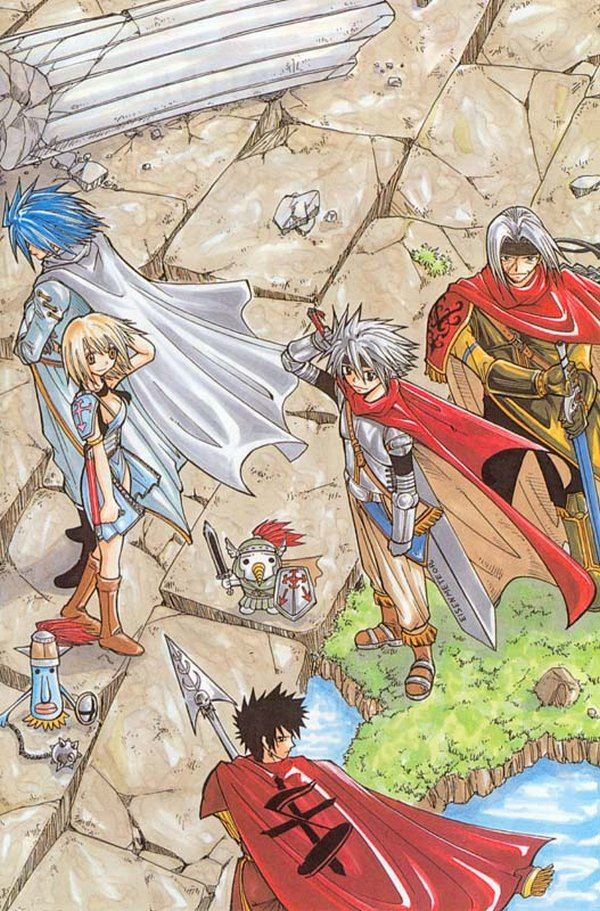 Pin by Alice on Rave Master Rave master, Anime, Anime images