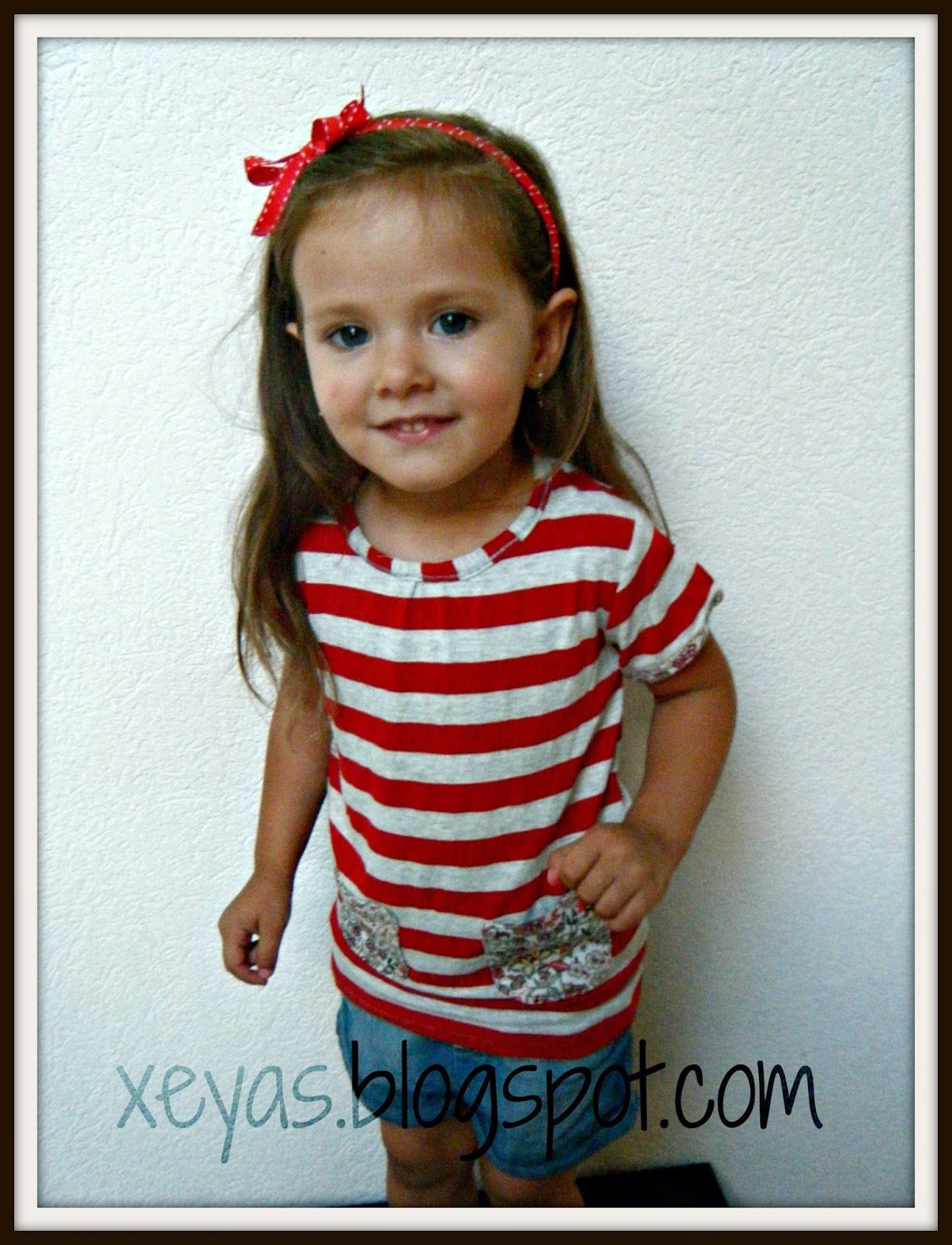 xeya's: Rayas y flores??