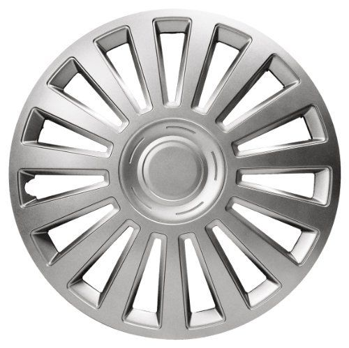Sakura LUXURY 14-inch Metallic Silver Wheel Trims by Sakura, http://