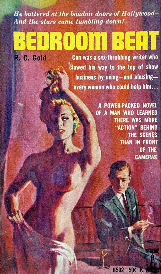 Vintage sex paperback cover — pic 1