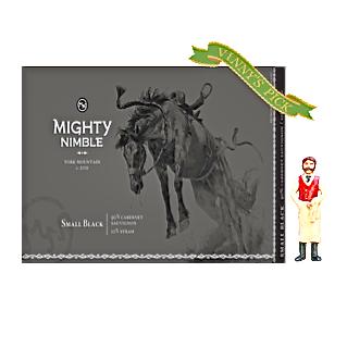 Mighty Nimble 2011 'Small Black', Paso Robles – VinTote