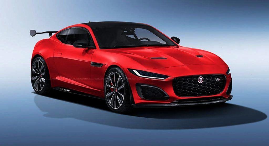 2020 Jaguar F-Type Looks The Part As An SVRFacelifted 2020 Jaguar F-Type Looks The Part As An SVR