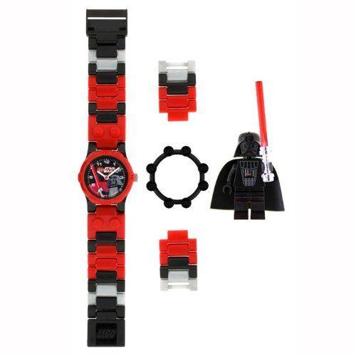 LEGO Kids' 9002908 Star Wars Darth Vader Watch at http://suliaszone.com/lego-kids-9002908-star-wars-darth-vader-watch/