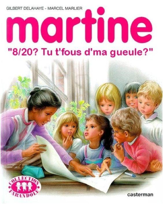 Top 30 Des Detournements De Martine La Parodie Qui Ne Vieillit Pas Humour Martine Humour Parodie