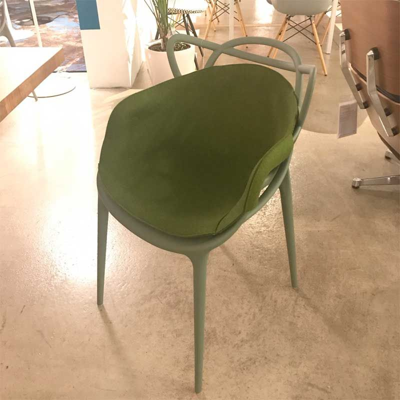 Tipp Kartell Mobel Stuhle Masters Stuhl Sitzpolster